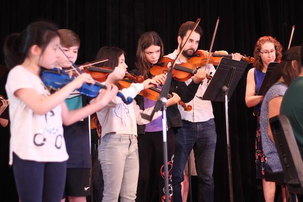 Aspiring Young Musicians (AYM)